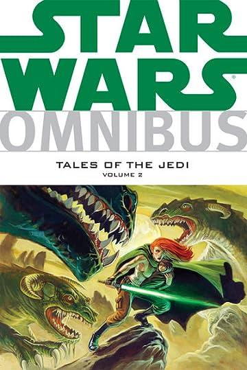 Star Wars: Tales of the Jedi Omnibus Vol. 2 TP