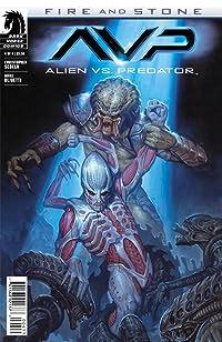 Alien vs. Predator Fire and Stone #4 (of 4)