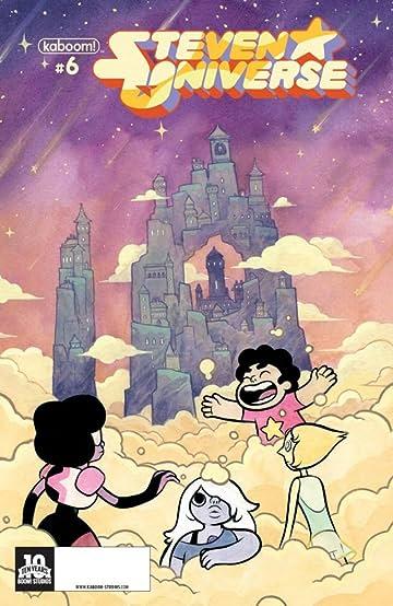 Steven Universe #6 Main Cvrs