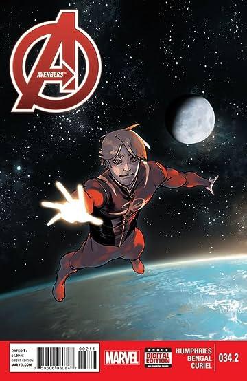 Avengers (2012-) #34.2