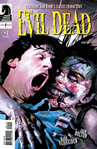 The Evil Dead #3 (of 4)