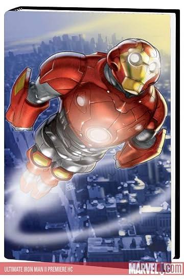 Ultimate Iron Man II HC Premiere Edition