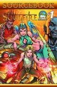 Soulfire Sourcebook #1 Direct Market Cvr