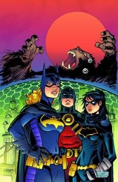 Convergence Batgirl #1