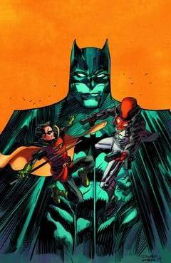 Convergence Batman & Robin #1