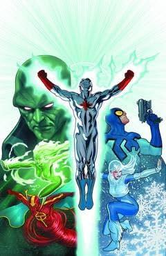 Convergence Justice League Intnl #1