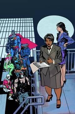 Convergence Suicide Squad #1