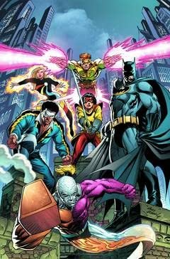 Convergence Batman & the Outsiders #1