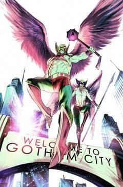 Convergence Hawkman #1