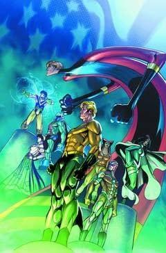 Convergence Justice League America #1