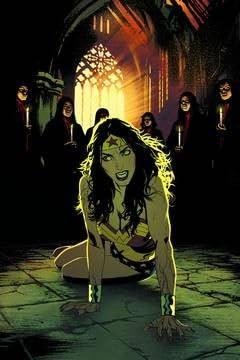 Convergence Wonder Woman #1