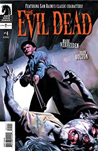 The Evil Dead #4 (of 4)