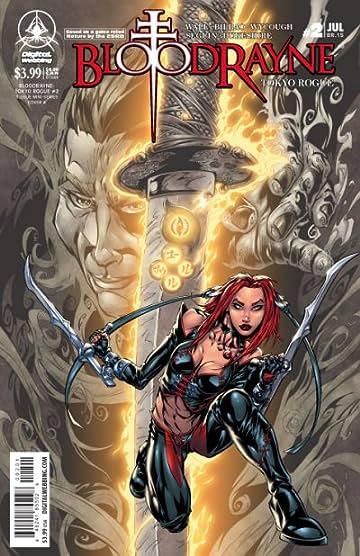 Bloodrayne: Tokyo Rogue #2 (of 3) Cvr A