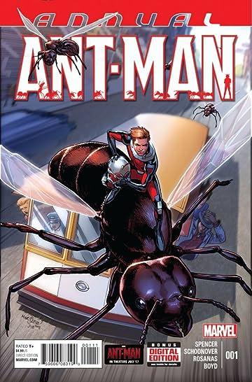Ant-Man Annual #1 Annual
