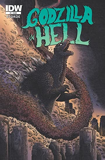 Godzilla In Hell #1 (of 5)