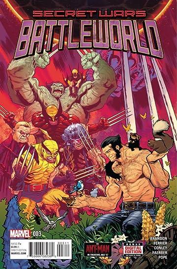 Secret Wars Battleworld #3 (of 4)