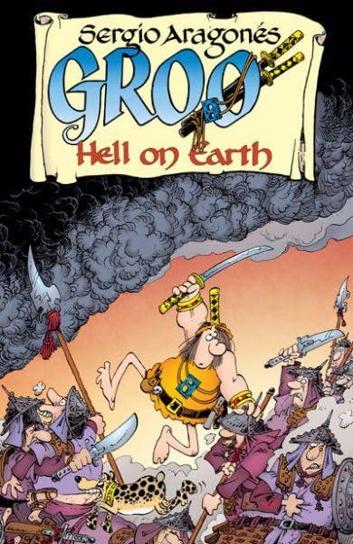 Groo: Hell On Earth TP
