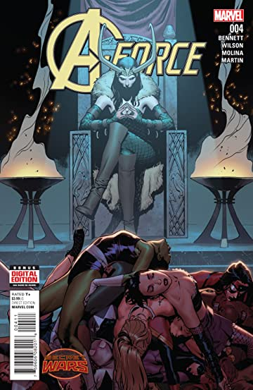 A-Force (2015-) #4