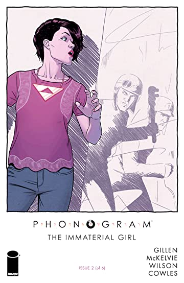 Phonogram the Immaterial Girl #2 (of 6) (MR)