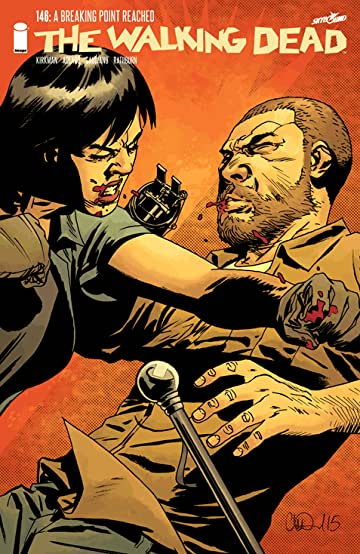 The Walking Dead #146 (MR)