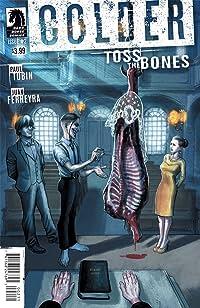 Colder Toss the Bones #2 (of 5)