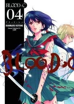 BloodC Vol. 4