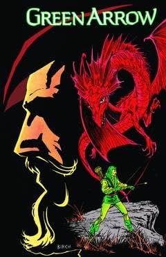 Green Arrow Vol. 4: Blood of the Dragon TP