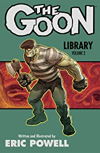Goon Library Vol. 2 HC