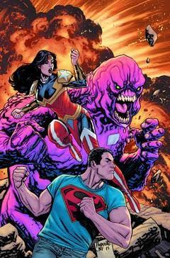 Superman/Wonder Woman (2013-) #24