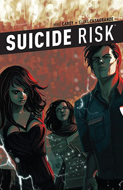 Suicide Risk Vol. 6 TP