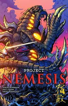 Fm Pres Project Nemesis #5 (of 6) Reg Cvr Frank