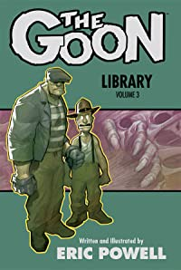 The Goon Vol. 3 HC
