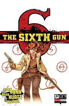 Sixth Gun #50