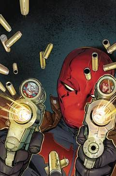 Red Hood and the Outlaws Rebirth #1