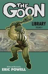 The Goon Vol. 4 HC