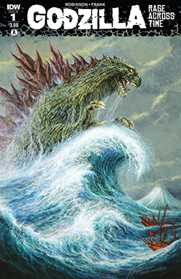 Godzilla Rage Across Time #1 (of 5)
