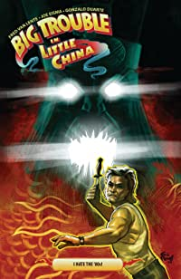 Big Trouble In Little China Vol. 4 TP