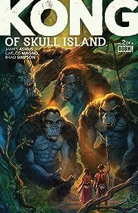 Kong of Skull Island #2 (of 6)