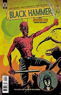 Black Hammer #3 Lemire Var Cvr