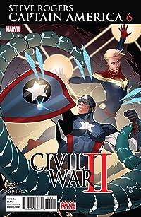 Captain America: Steve Rogers (2016-) #6