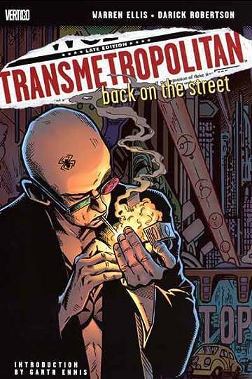 Transmetropolitan # 1 (MR) Special Edition