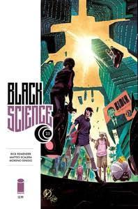 Black Science #25 (MR)