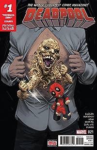 Deadpool (2015-) #21