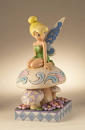 Disney traditions tinkerbell statue comixology - Tinkerbell statues ...