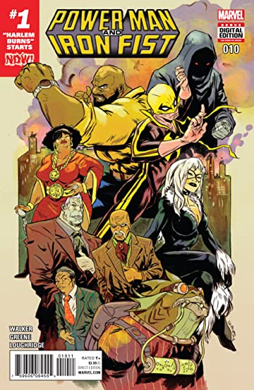 Power Man and Iron Fist (2016-) #10