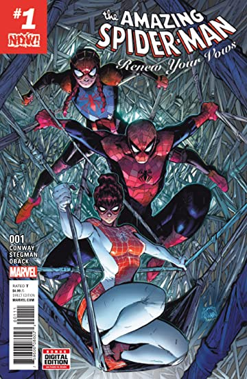 Now Amazing Spider-Man Renew Your Vows #1