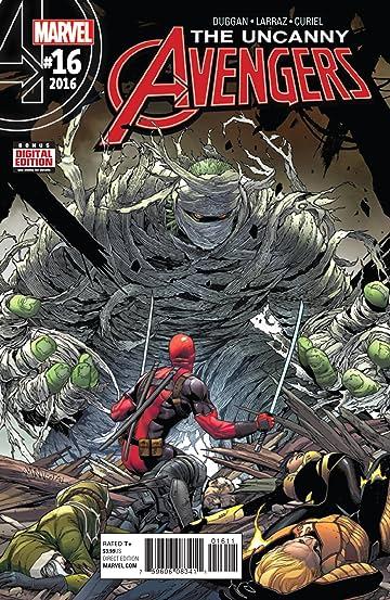 Uncanny Avengers (2015-) #16
