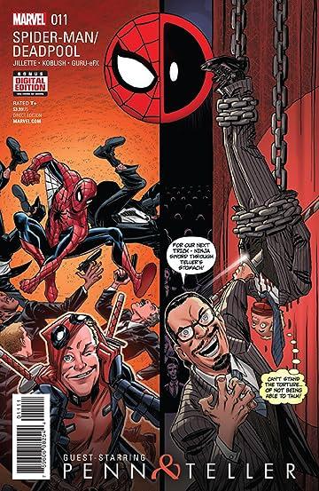 Spider-Man/Deadpool (2016-) #11