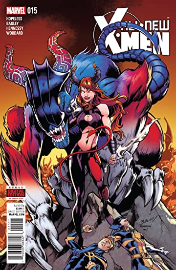 All-New X-Men (2015-) #15
