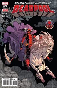 Deadpool (2015-) #22